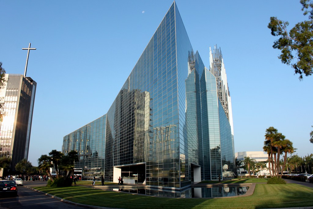 crystal cathedral california