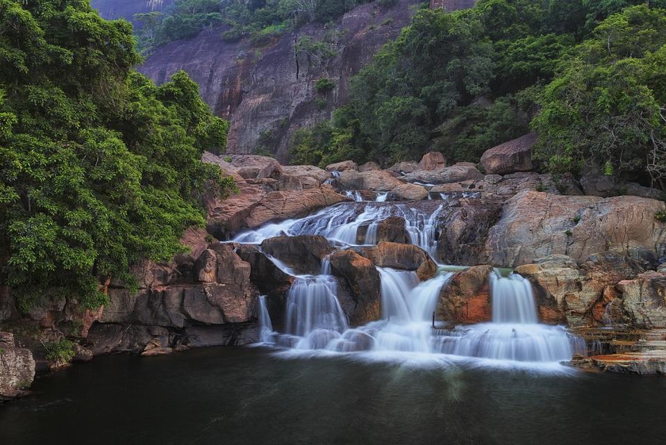 Leimaram Waterfall