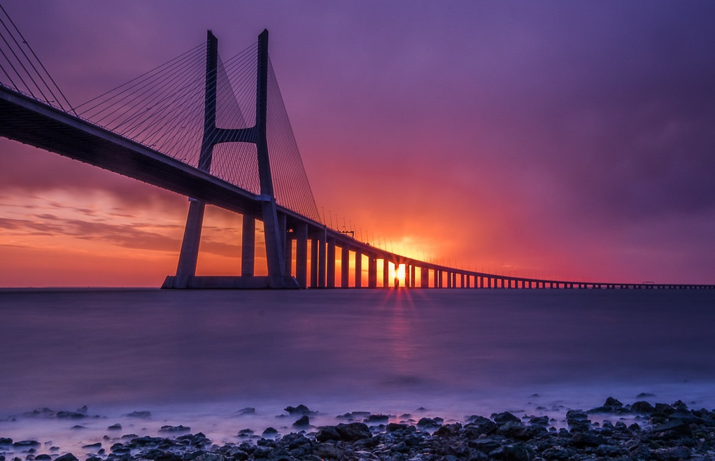 Vasco Gama da Gama bridge