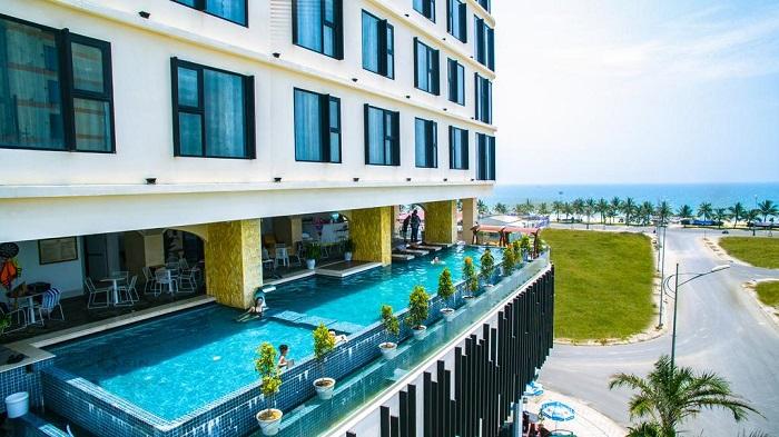 Cicilia Hotel and Spa pool