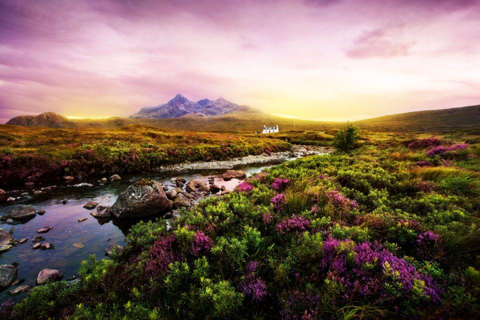 Cloud hunting in Scotland