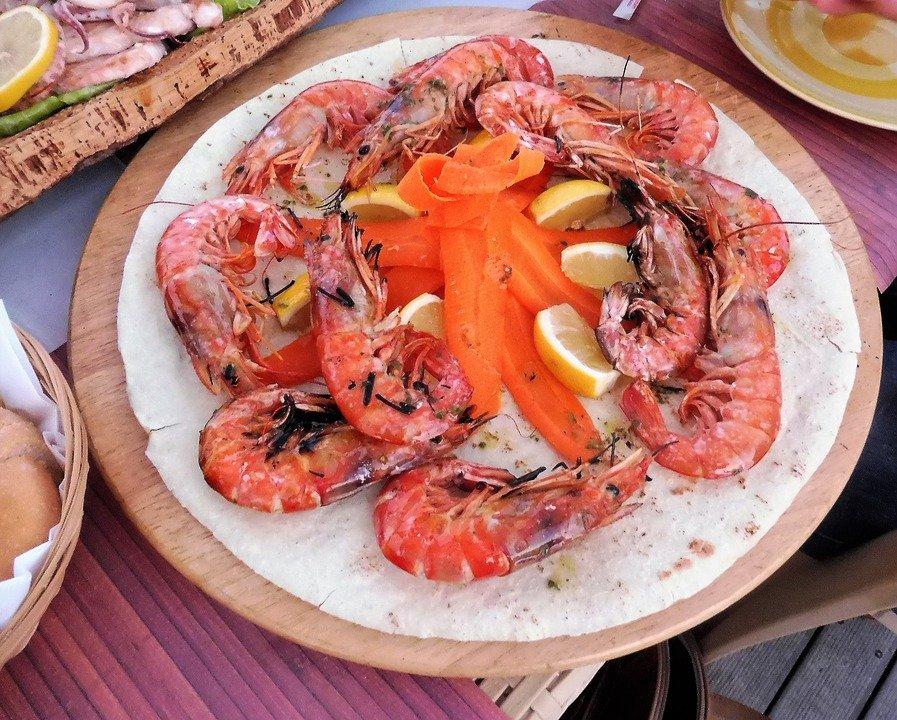My Khe sea food