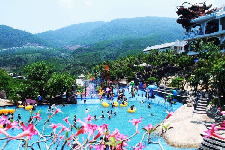 Nui Than Tai mineral spring park