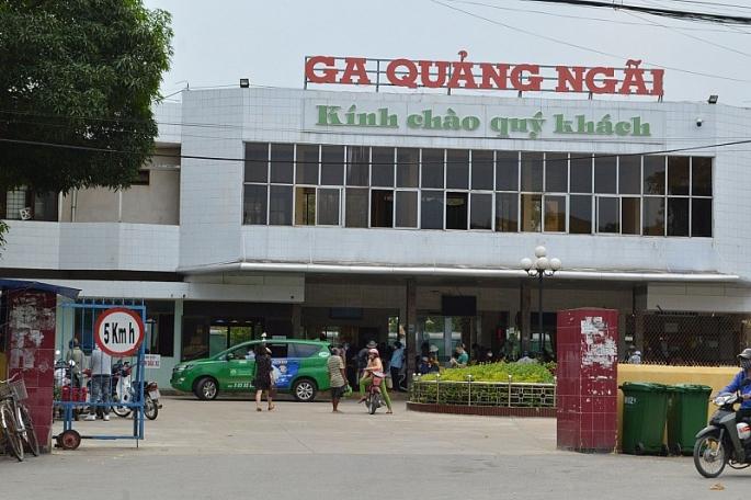 Quang Ngai Station
