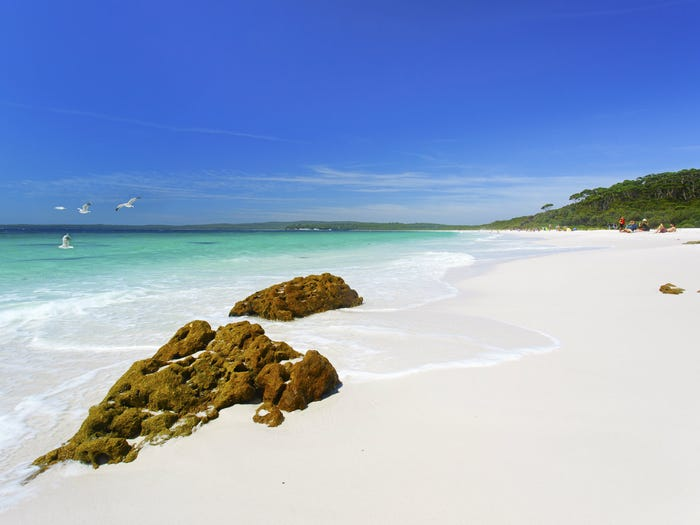 Hyams Beach New South Wales Australia