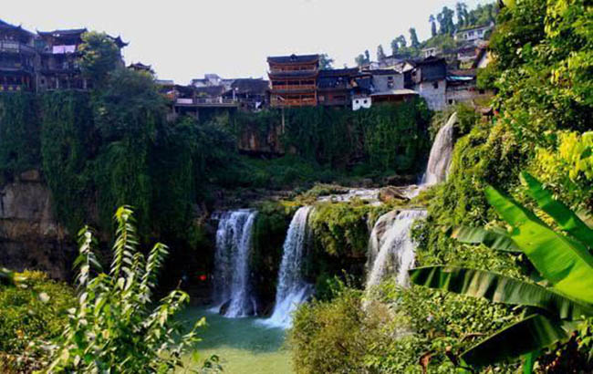 Discover Furong town