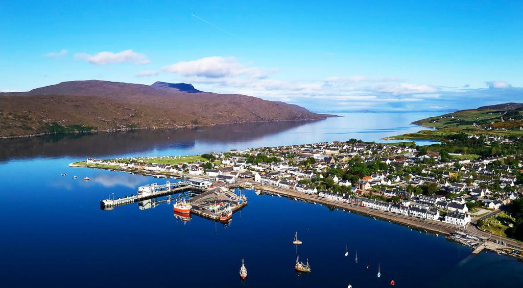 ULLAPOOL ROSS AND CROMARTY
