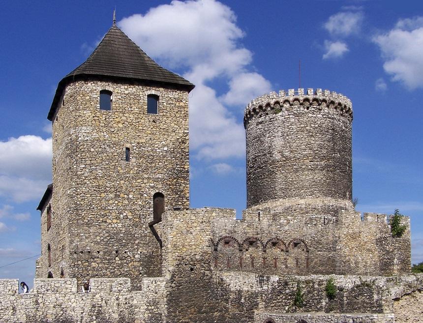 Bedzin castle Poland