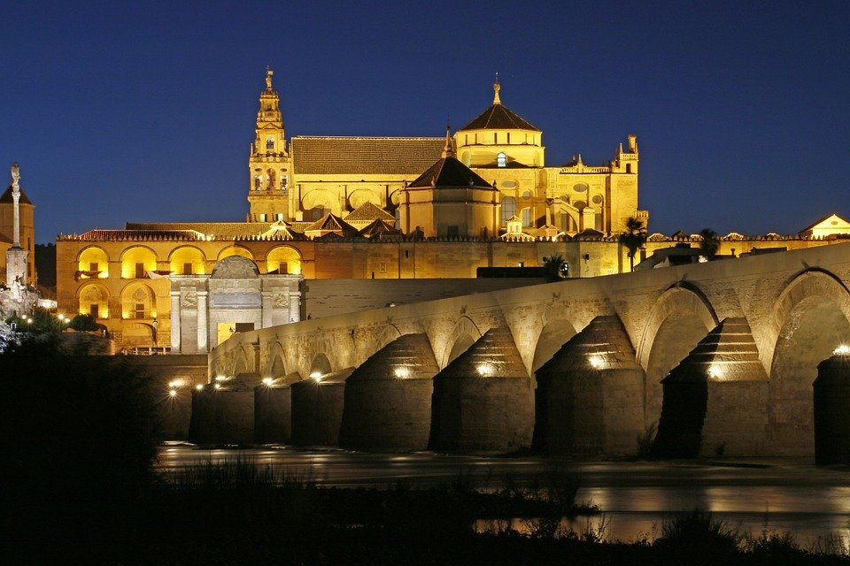 Córdoba Church Spain