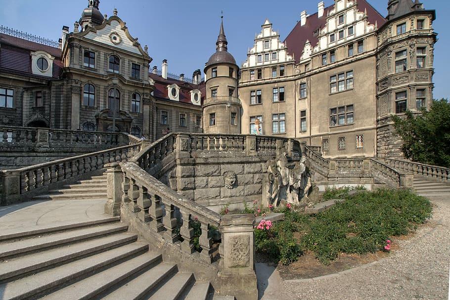 Moszna Castle Poland