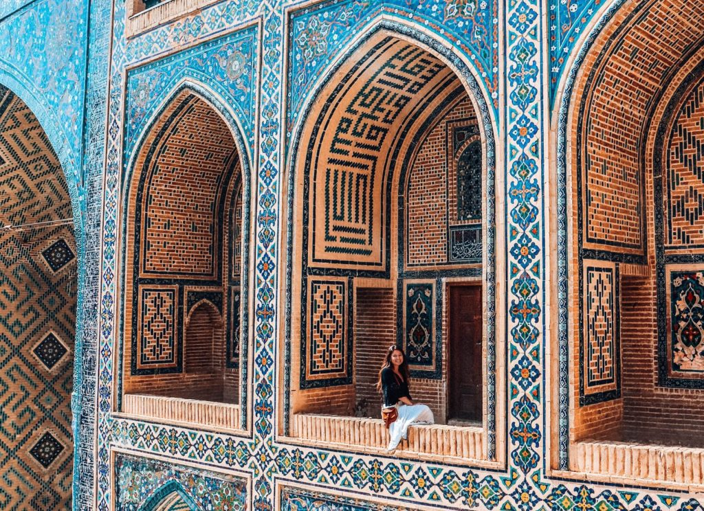 Things to to in Uzbekistan 2020